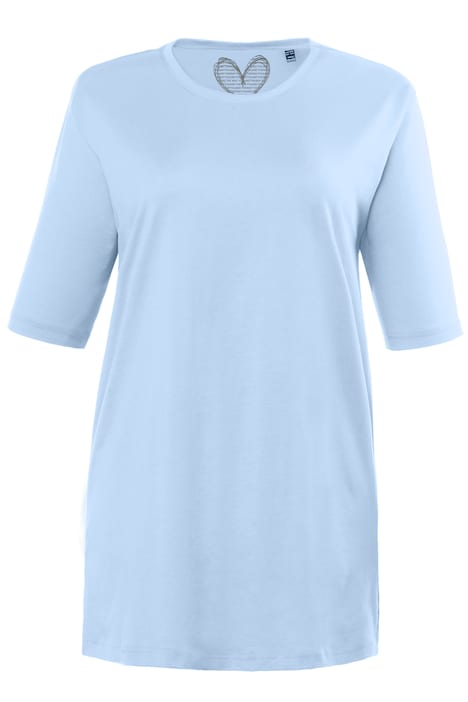 Relaxed Basic Short Sleeve Tee