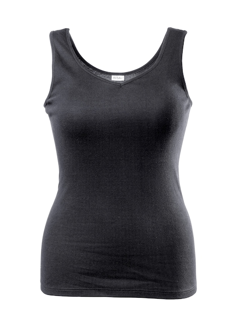 Slim Fit Cotton Tank