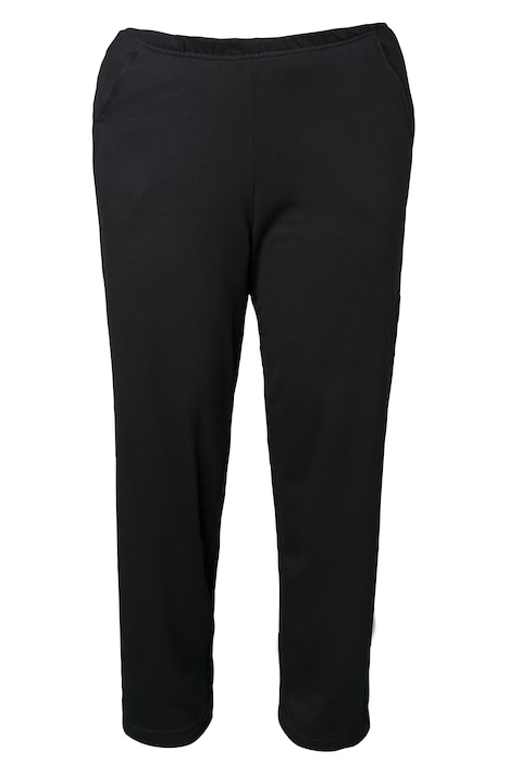 French Terry Cotton Knit Comfort Pants