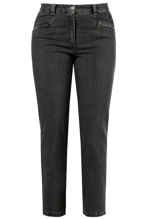 Mony Zip Pocket Stretch Jeans