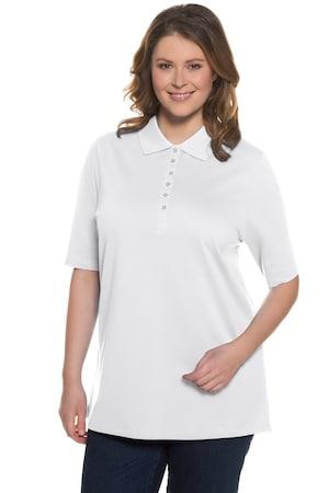 Plus_Size_Pique_Polo_Short_Sleeve_Regular_Fit_Cotton_Shirt