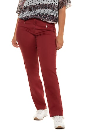 Plus Size Mony Stretch Cotton Pants