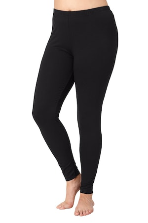 Plus Size Viscose Spandex Leggings