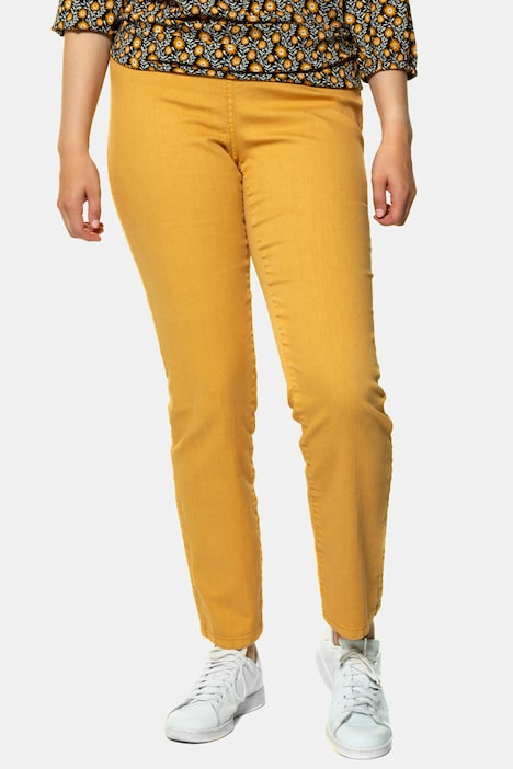 Jeggings Sienna, Rundum-Gummibund, Stretch