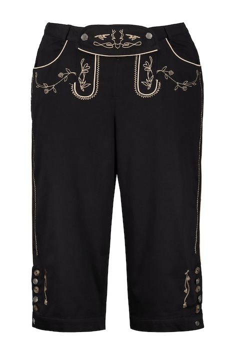 Traditional Bavarian Capri Stretch Pants