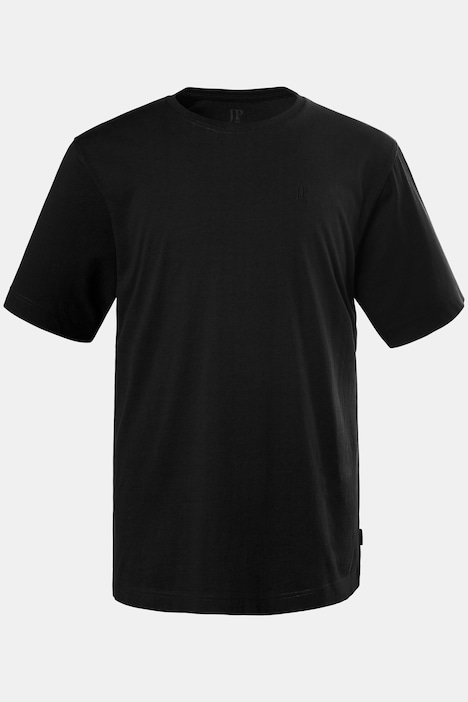 Basic Short Sleeve Round Neck T-Shirt, up to size 8XL