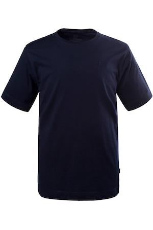 Plus Size Basic Short Sleeve Round Neck T-Shirt
