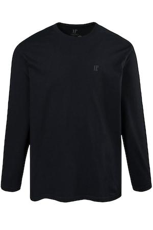 Plus_Size_Long_Sleeve_Round_Neck_TShirt