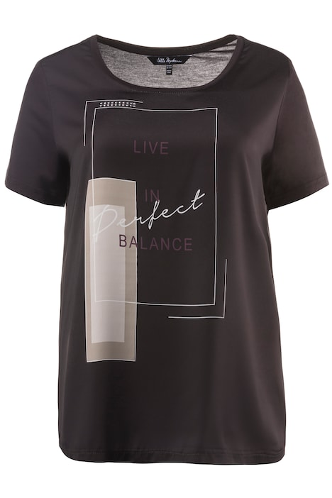 Live in Perfect Balance Top