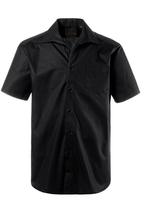 Short Sleeve Vario Collar Comfort Fit Shirt