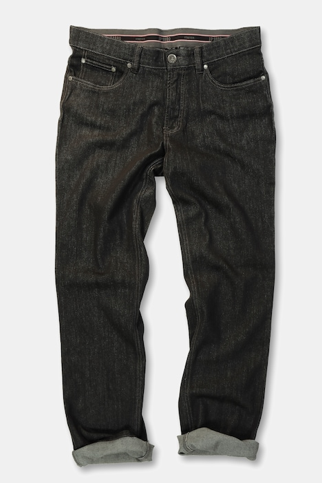 Regular Fit Stretch Cotton Jeans