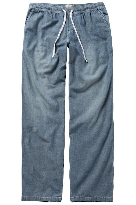 1ac0c971a8 Schlupfhose, Jeans-Optik, Gummibund mit Kordel | 70811892