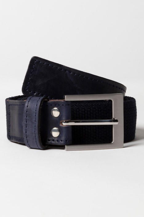 Classic Adjustable Buckle Fabric Belt