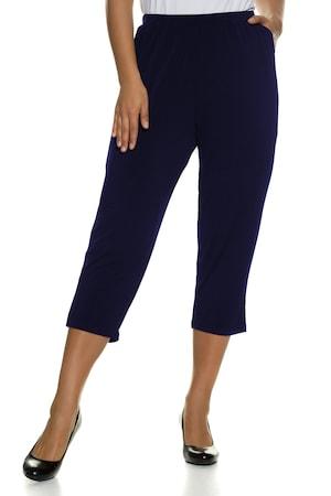 Plus_Size_Matte_Jersey_All_Elastic_Waist_Pocket_Slim_Leg_Crop_Pants
