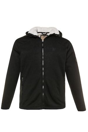 Plus_Size_Fur_Lined_Zip_Up_Hooded_Sweatshirt