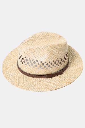 Chapeau de paille - Grande Taille - JP1880 - Modalova