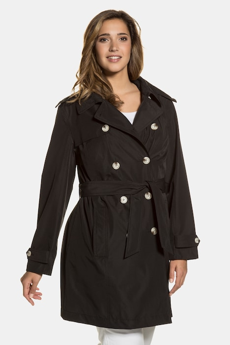 Perfect All Weather Belted Trench Coat