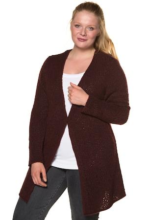 Plus_Size_VNeck_Hidden_Snap_Long_Sleeve_Cardigan_Sweater