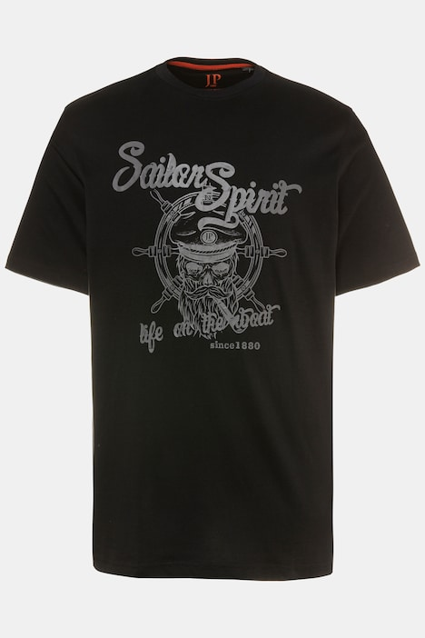Sailor Spirit Logo Cotton Tee