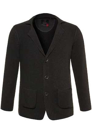 Plus_Size_Blazer_Style_Knit_Cardigan