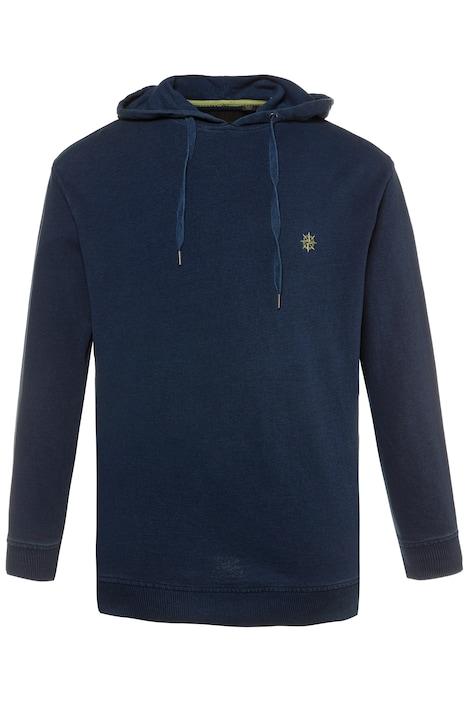Hoodie, Sweater mit Kapuze, Rippbündchen | Sweatshirts
