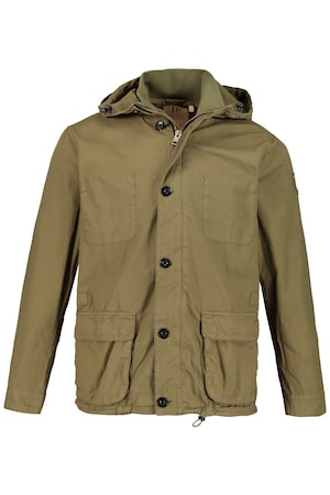 Plus Size All Weather Functional Jacket