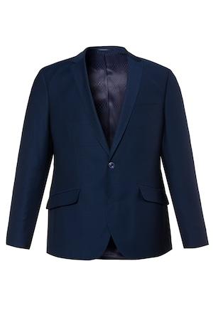 Plus Size Smart Single Breasted Suit Jacket