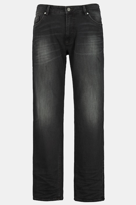 Jeans, 5-Pocket, Tapered Loose Fit