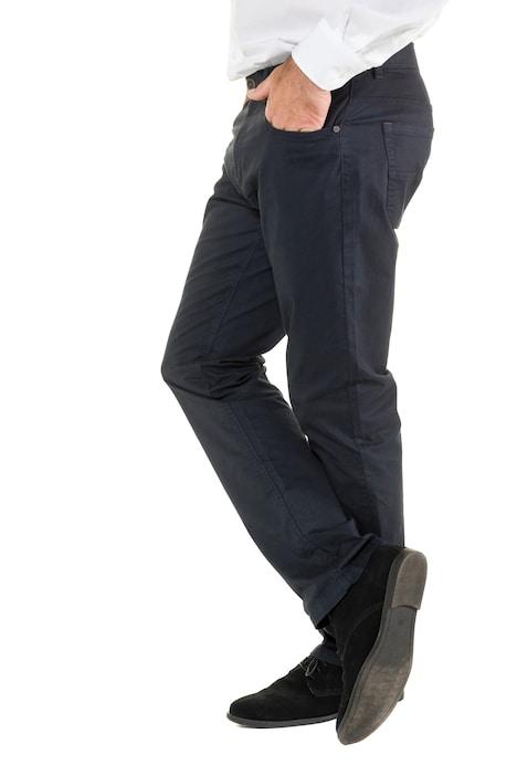 5 Pocket Colored Stretch Cotton Regular Fit Jeans   Pants
