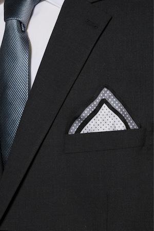 Pochette de costume - Grande Taille