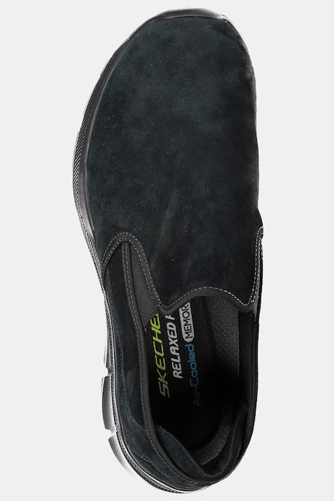 Skechers Suede Slip-on Shoes | more
