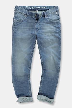 Jean, ceinture élastiquée - Grande Taille