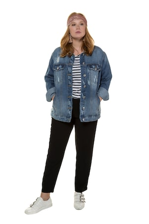best cheap aa814 6d838 Jeansjacken große Größen in riesiger Auswahl bei Wundercurves