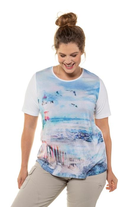 ULLA POPKEN Shirt Leuchtturm NEU Gr.50/_52