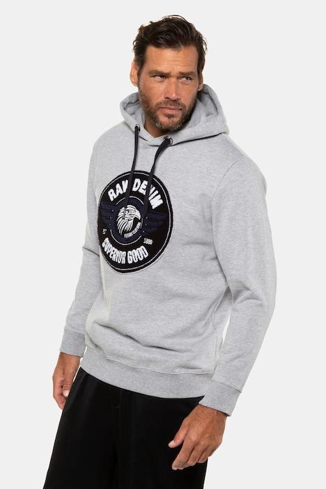 Hoodie, XL Adler Badge, Kapuze | alle Sweatshirts