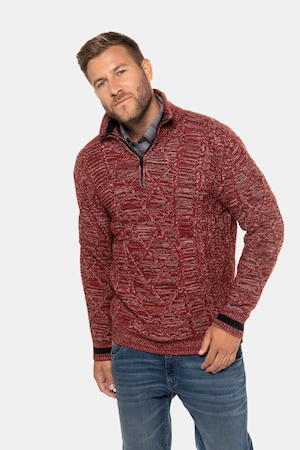 Pull camionneur - Grande Taille