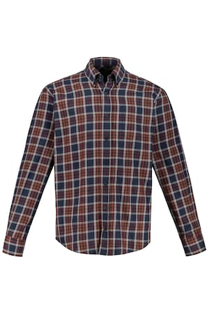 Plus_Size_Checked_Shirt
