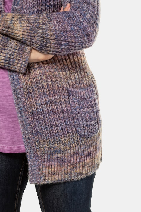 Marled Open Front Cardigan Sweater | Cardigan | Cardigans