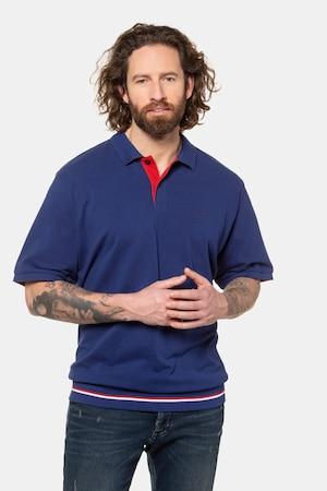 Mens Vintage Shirts – Retro Shirts Big Tall Belly Polo Shirt $45.95 AT vintagedancer.com