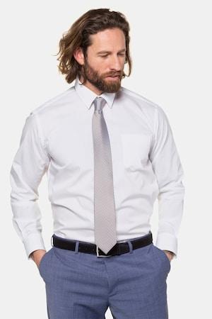 Cravate en soie - Grande Taille