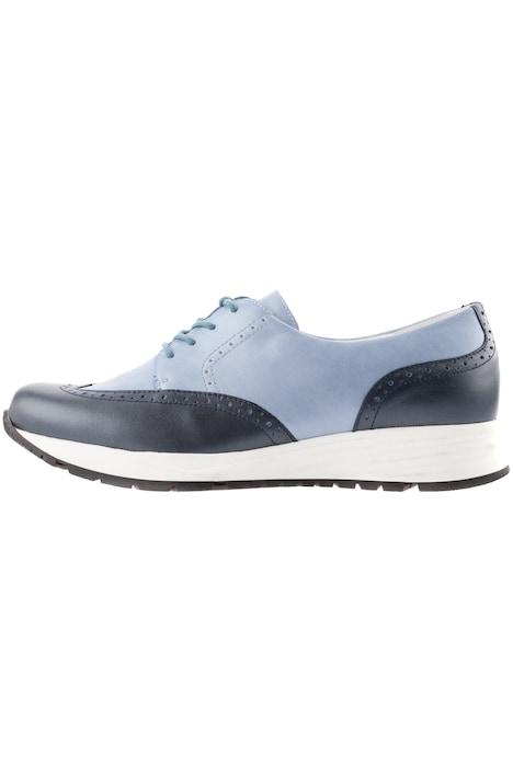 Vitaform Leder Sneaker, Wechsel Fußbett, Weite K | Sneaker