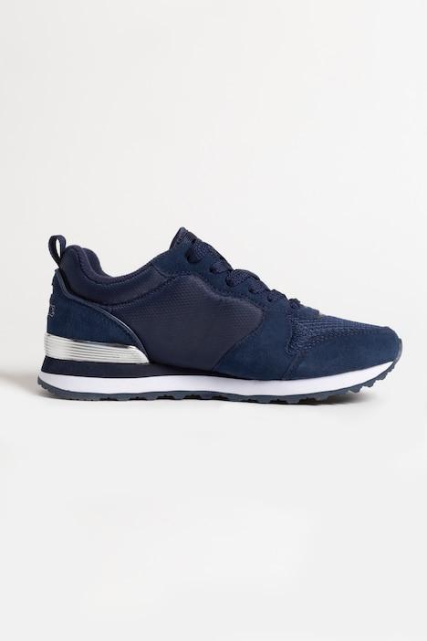 Skechers Sneaker, Lederoptik, Memory Foam, Weite G | Sneaker